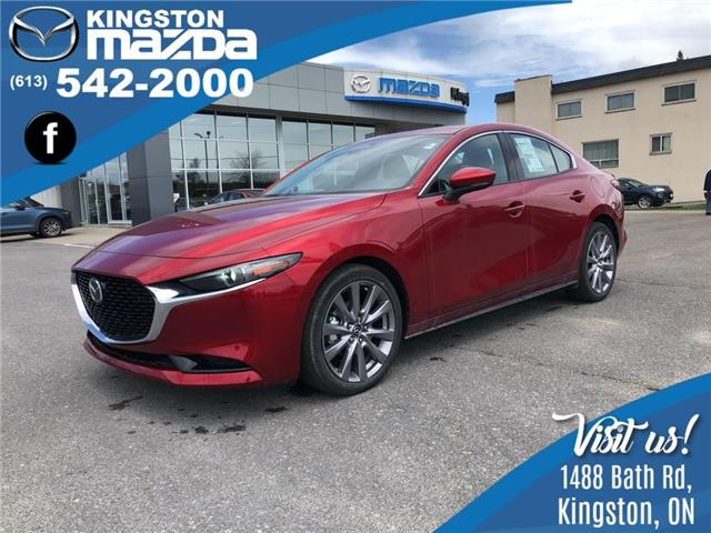2019 Mazda Mazda3 GT (Stk: 19C010) in Kingston - Image 1 of 1