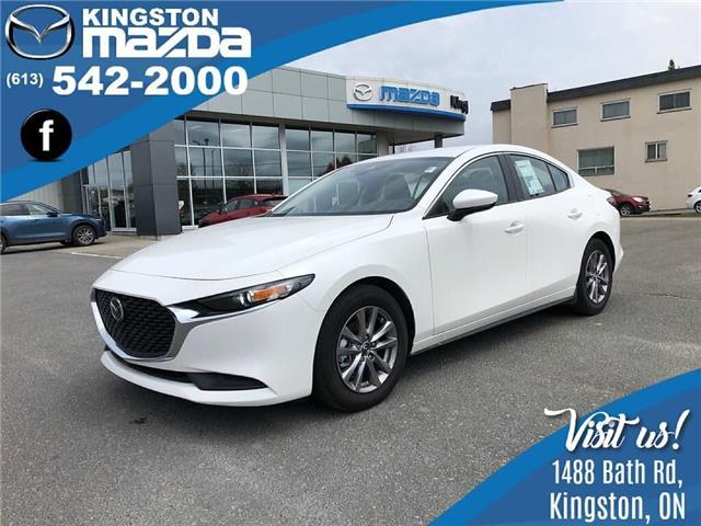 2019 Mazda Mazda3 GS (Stk: 19C009) in Kingston - Image 1 of 16