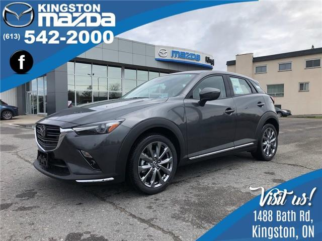 2019 Mazda CX-3 GT (Stk: 19T108) in Kingston - Image 1 of 16
