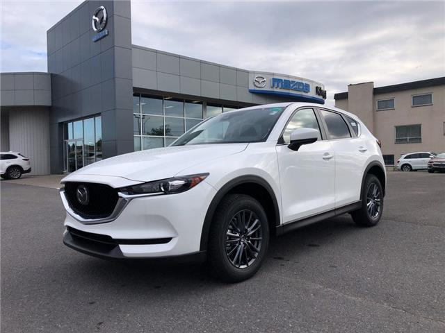2019 Mazda CX-5 GS (Stk: 19T163) in Kingston - Image 1 of 13