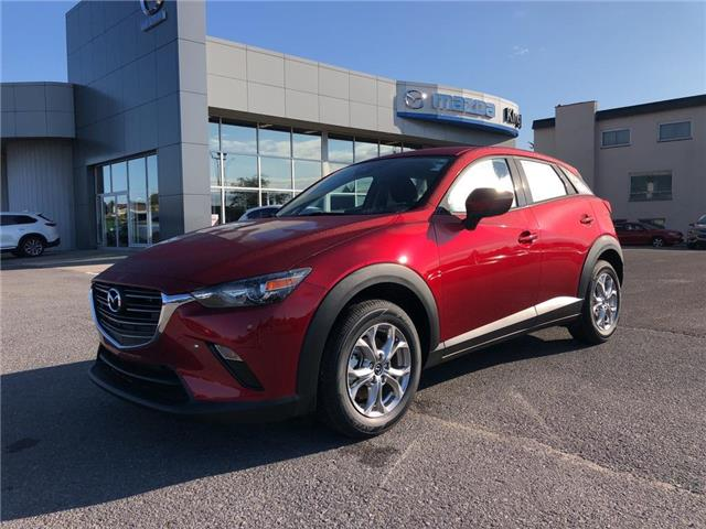 2019 Mazda CX-3 GS (Stk: 19T176) in Kingston - Image 1 of 15
