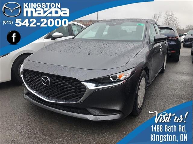 2019 Mazda Mazda3 GS (Stk: 19C035) in Kingston - Image 1 of 6
