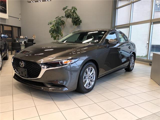 2019 Mazda Mazda3 GS (Stk: 19C067) in Kingston - Image 1 of 12