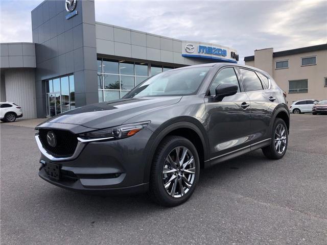 2019 Mazda CX-5 Signature w/Diesel (Stk: 19T170) in Kingston - Image 1 of 15