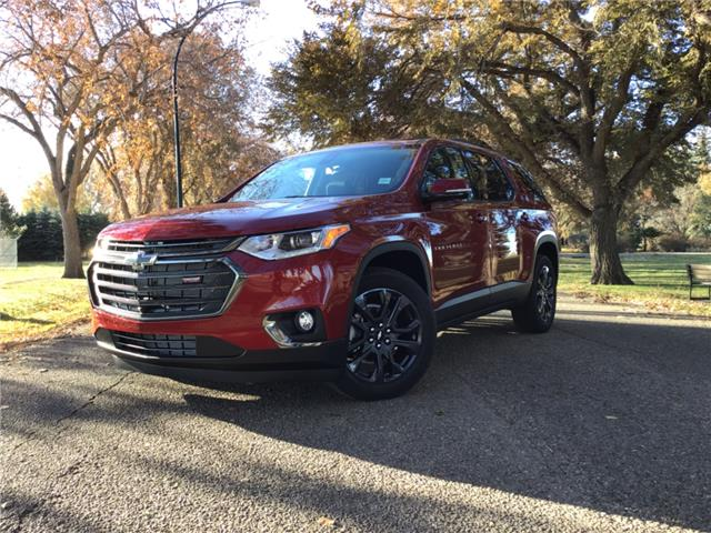 2020 Chevrolet Traverse RS (Stk: 210162) in Brooks - Image 1 of 22