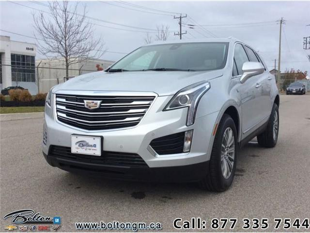 2019 Cadillac XT5 Luxury (Stk: 131782) in Bolton - Image 1 of 28