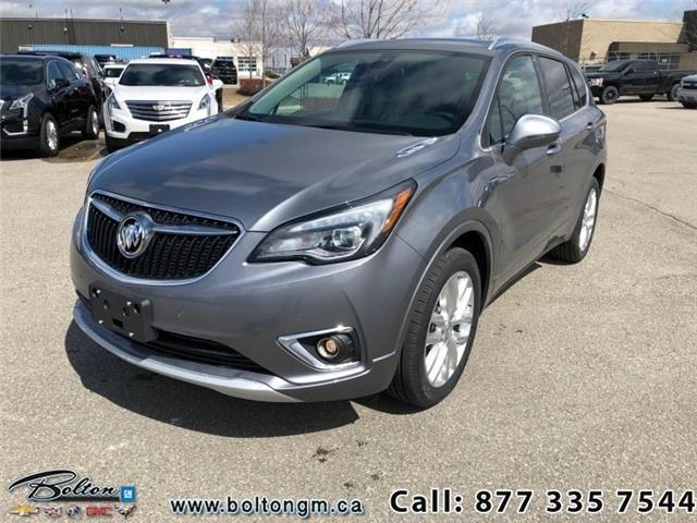 2019 Buick Envision Premium I (Stk: KD091953) in Bolton - Image 1 of 10