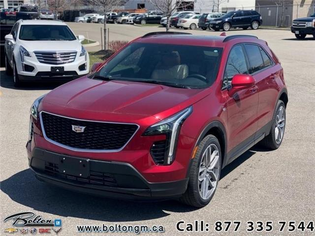 2019 Cadillac XT4 Sport (Stk: 173411) in Bolton - Image 1 of 15
