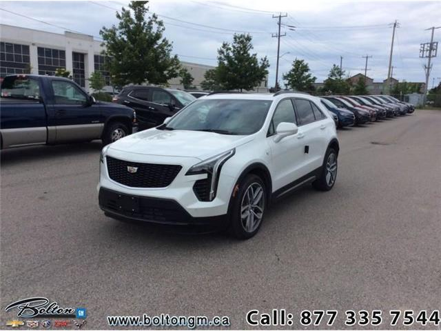 2019 Cadillac XT4 Sport (Stk: 227370) in Bolton - Image 1 of 14