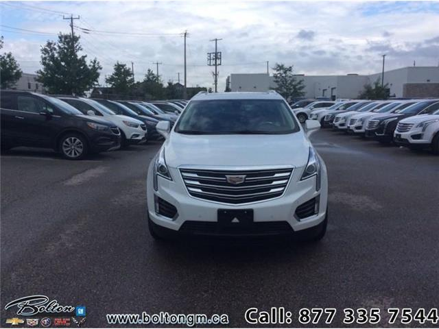 2019 Cadillac XT5 Luxury (Stk: 298243) in Bolton - Image 1 of 11
