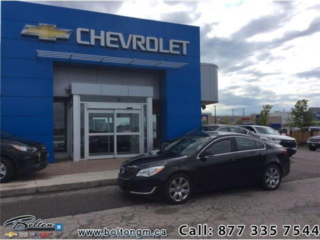 2015 Buick Regal Premium I (Stk: 147385AA) in Bolton - Image 1 of 11