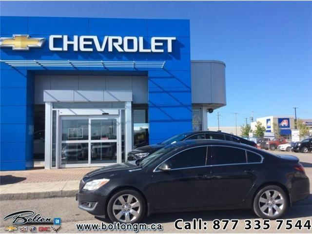 2015 Buick Regal Premium I (Stk: 400476A) in Bolton - Image 1 of 10