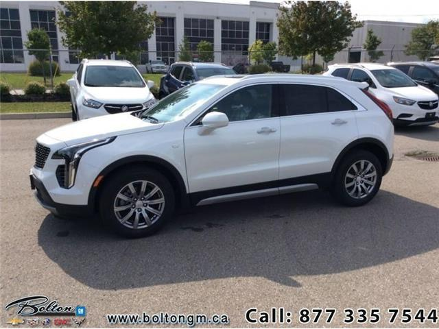 2020 Cadillac XT4 Premium Luxury (Stk: LF027431) in Bolton - Image 1 of 11