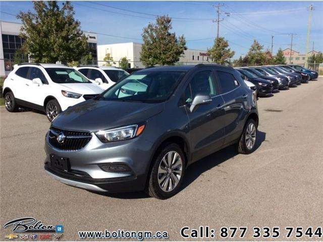 2019 Buick Encore Preferred (Stk: 957703) in Bolton - Image 1 of 12