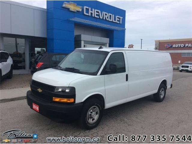 2018 Chevrolet Express 2500 Work Van (Stk: 1348P) in Bolton - Image 1 of 10