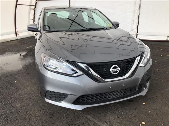 2019 Nissan Sentra 1.8 SV 3N1AB7AP0KY266391 16509D in Thunder Bay