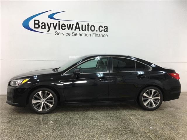 2017 Subaru Legacy 2.5i Limited (Stk: 35413WA) in Belleville - Image 1 of 29