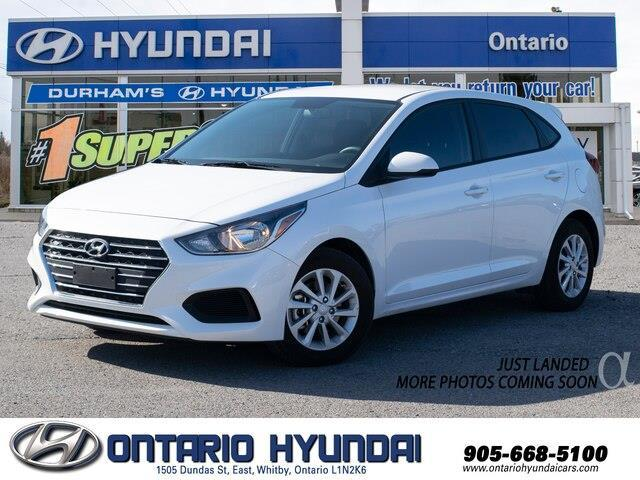 2019 Hyundai Accent Preferred (Stk: 86429Y) in Whitby - Image 1 of 1