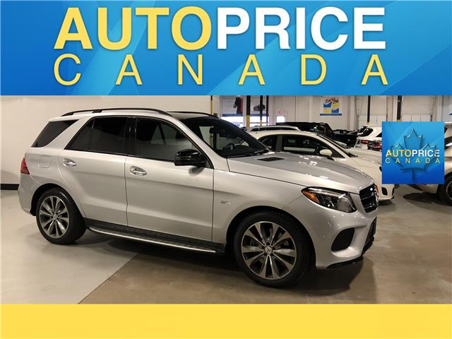 2018 Mercedes-Benz AMG GLE 43 Base (Stk: D0581) in Mississauga - Image 1 of 28