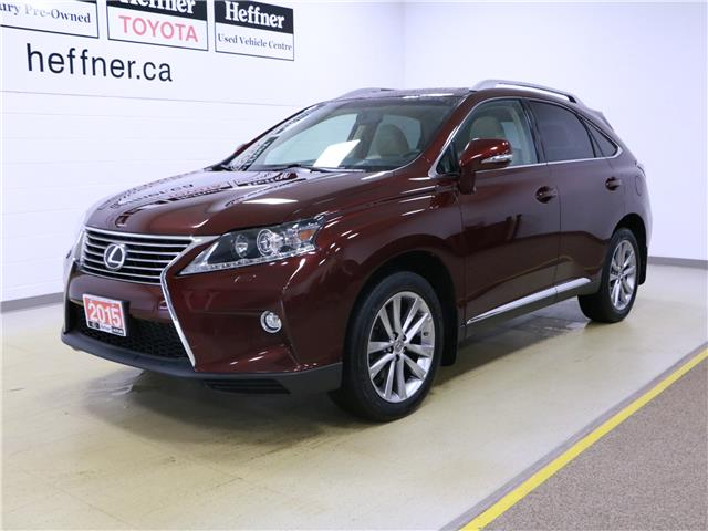 2015 Lexus RX 350 Sportdesign (Stk: 197302) in Kitchener - Image 1 of 30