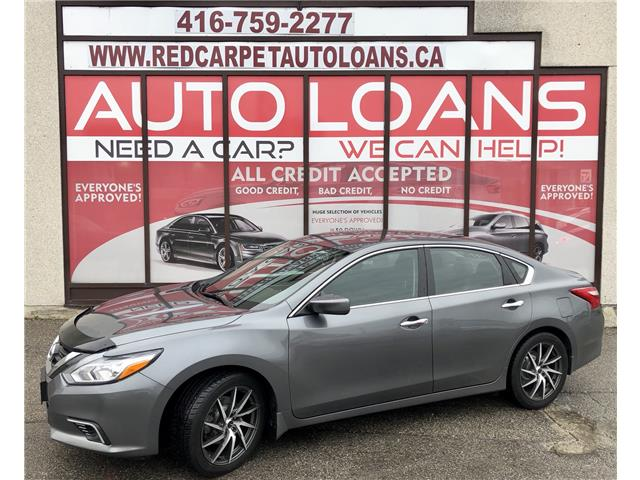 2016 Nissan Altima 2.5 S (Stk: 338547) in Toronto - Image 1 of 12