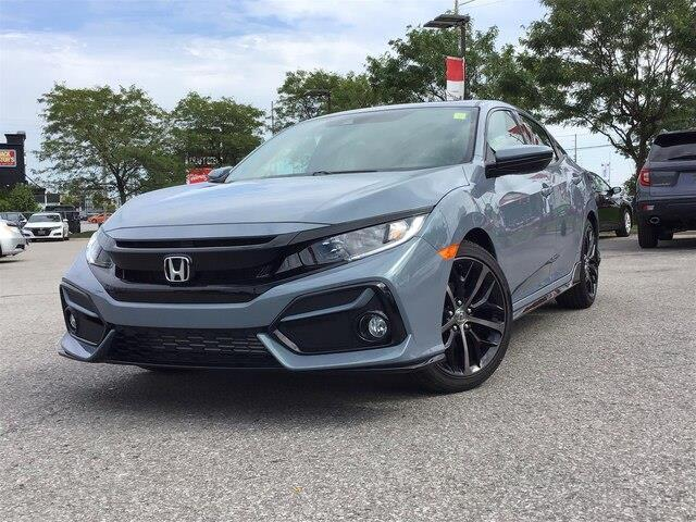 2020 Honda Civic Sport Touring (Stk: 20072) in Barrie - Image 1 of 24