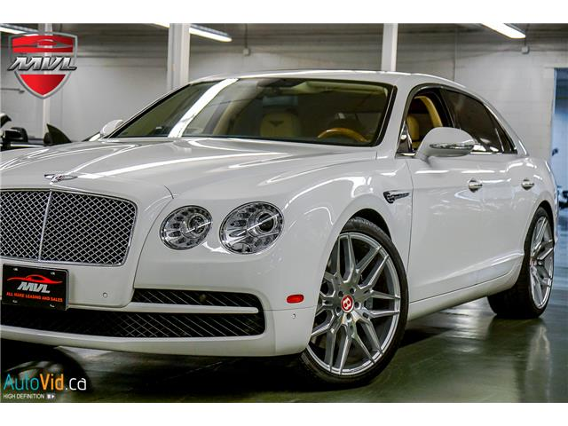 2016 Bentley Flying Spur V8 S SCBET9ZA3G8051763  in Oakville