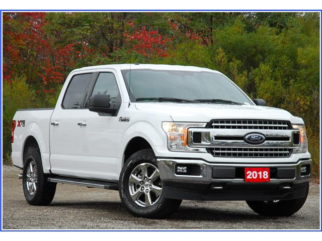 2018 Ford F-150 XLT (Stk: 150150X) in Kitchener - Image 1 of 17