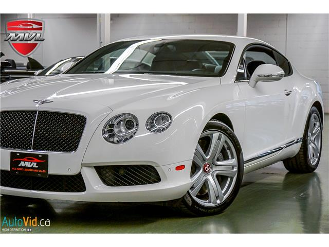 2015 Bentley Continental GT  SCBFT7ZA3FC042694  in Oakville