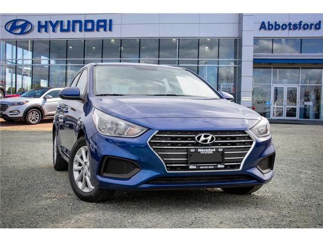 2020 Hyundai Accent Preferred (Stk: LA093928) in Abbotsford - Image 1 of 24