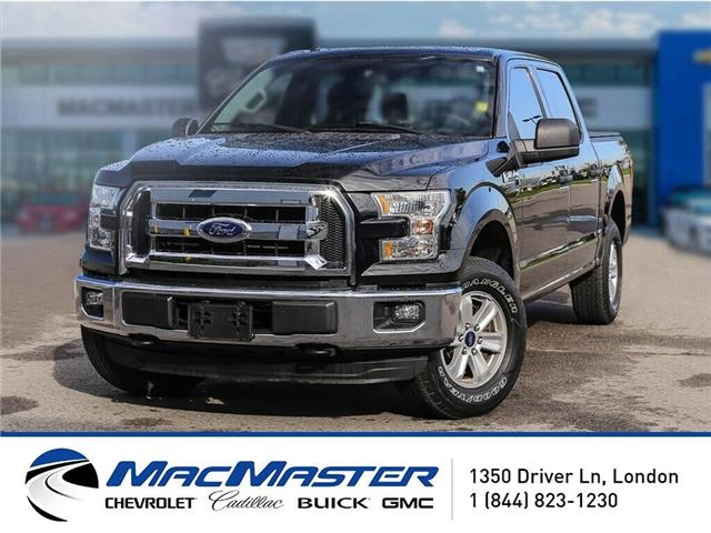 2016 Ford F-150 XLT (Stk: 90861A) in London - Image 1 of 10