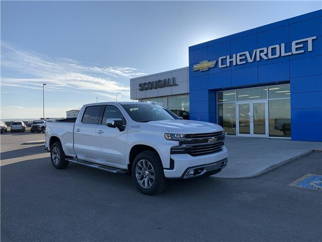 2020 Chevrolet Silverado 1500 High Country (Stk: 210356) in Fort MacLeod - Image 1 of 17