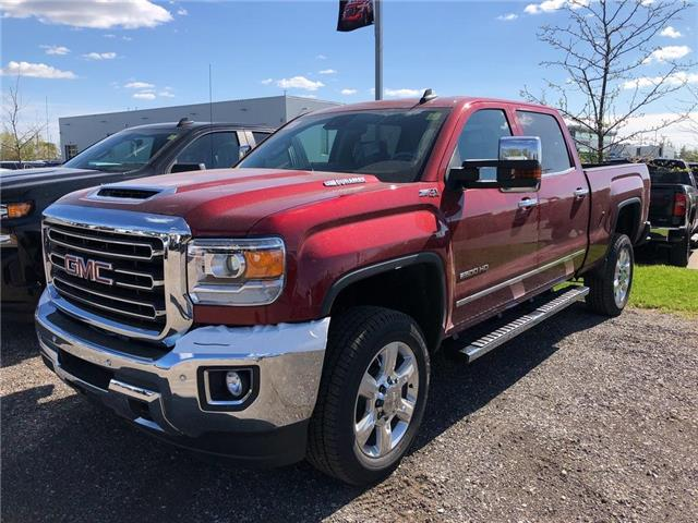 2019 GMC Sierra 2500HD SLT (Stk: 1GT12R) in London - Image 1 of 5