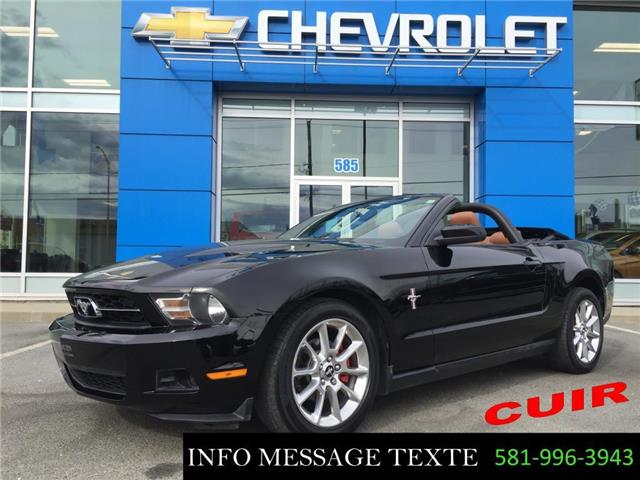 2010 Ford Mustang V6 (Stk: X8062A) in Ste-Marie - Image 1 of 24