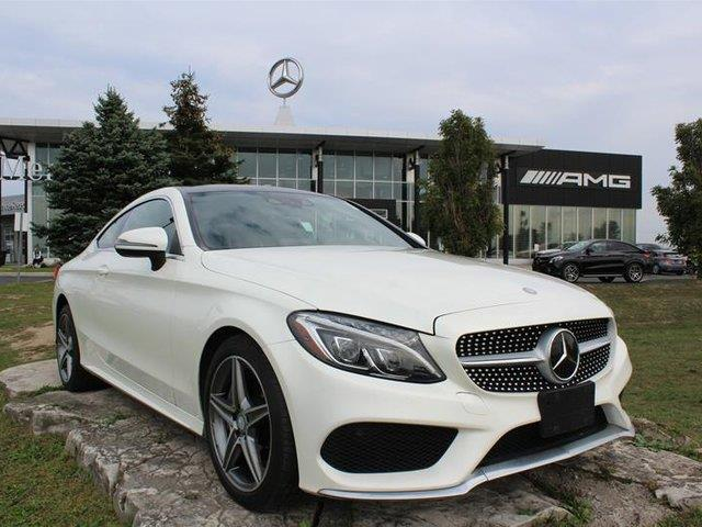 2017 Mercedes-Benz C-Class Base (Stk: 19MB042A) in Innisfil - Image 1 of 22