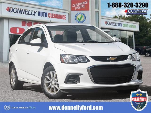 2018 Chevrolet Sonic LT Auto (Stk: CLDUR6233) in Ottawa - Image 1 of 28