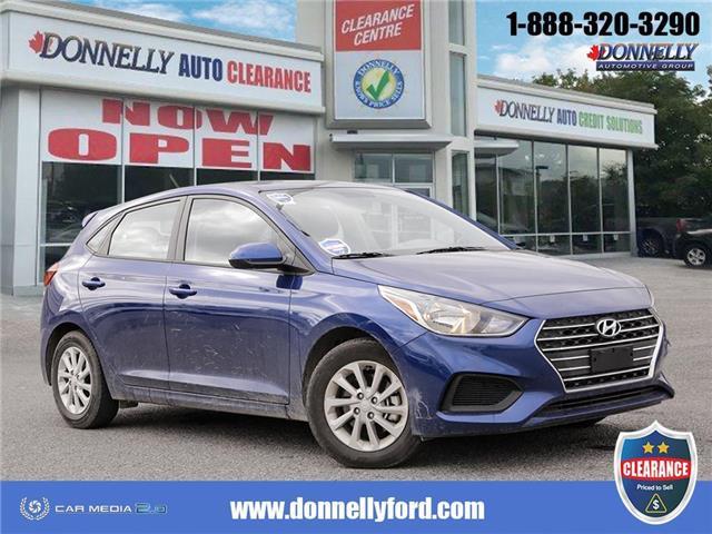 2019 Hyundai Accent  (Stk: CLDUR6268) in Ottawa - Image 1 of 28