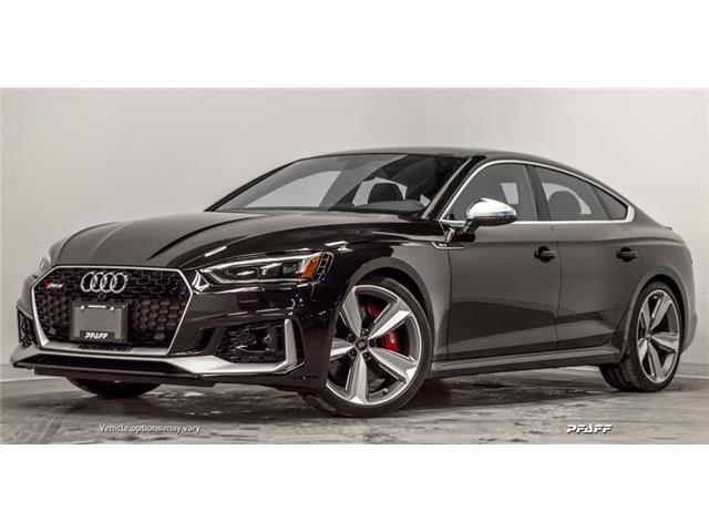 2019 Audi RS 5
