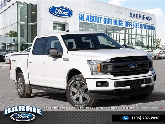 2019 Ford F-150 XLT (Stk: T1608) in Barrie - Image 1 of 27