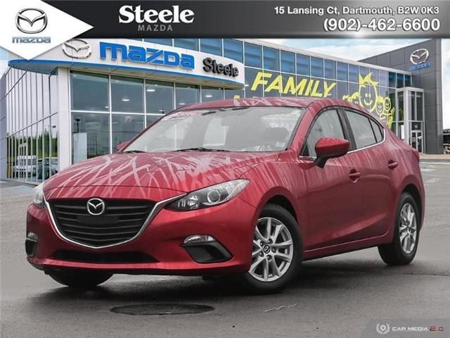 2014 Mazda Mazda3 GS-SKY (Stk: 155229A) in Dartmouth - Image 1 of 27