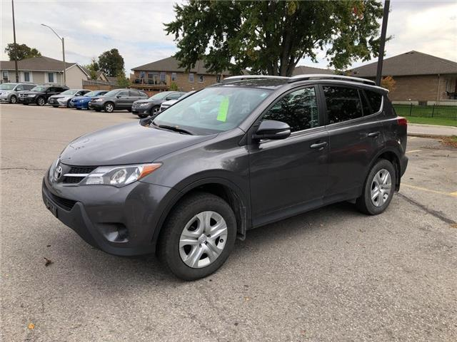 2015 Toyota RAV4 LE (Stk: U22119) in Goderich - Image 1 of 17