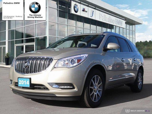 2014 Buick Enclave Leather (Stk: U0039A) in Sudbury - Image 1 of 20