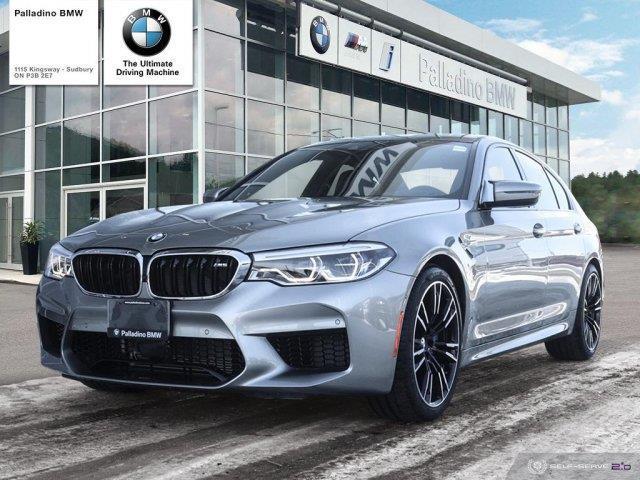 2018 BMW M5 Base (Stk: U0074) in Sudbury - Image 1 of 21