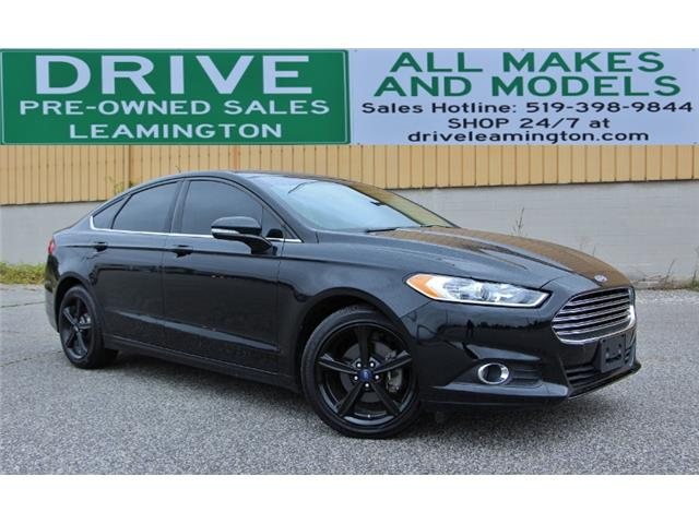 2016 Ford Fusion SE (Stk: D0206) in Leamington - Image 1 of 30
