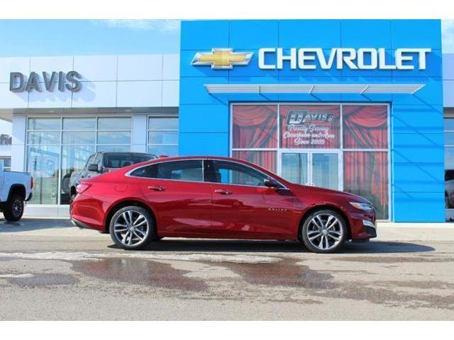 2019 Chevrolet Malibu Premier (Stk: 201899) in Claresholm - Image 1 of 24