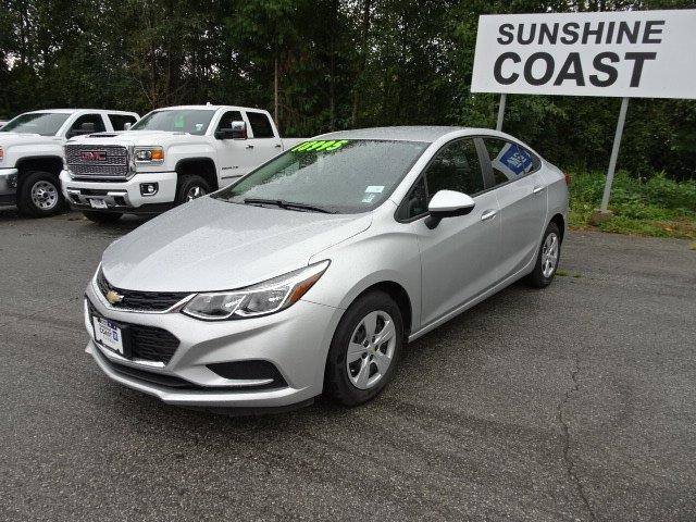2018 Chevrolet Cruze LS Auto (Stk: GK298055A) in Sechelt - Image 1 of 17