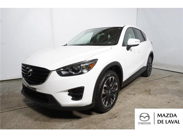 2016 Mazda CX-5 GT (Stk: U7258) in Laval - Image 1 of 26