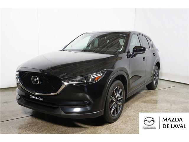 2017 Mazda CX-5 GT (Stk: U7232) in Laval - Image 1 of 25