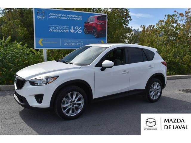 2014 Mazda CX-5 GT (Stk: T53528A) in Laval - Image 1 of 30