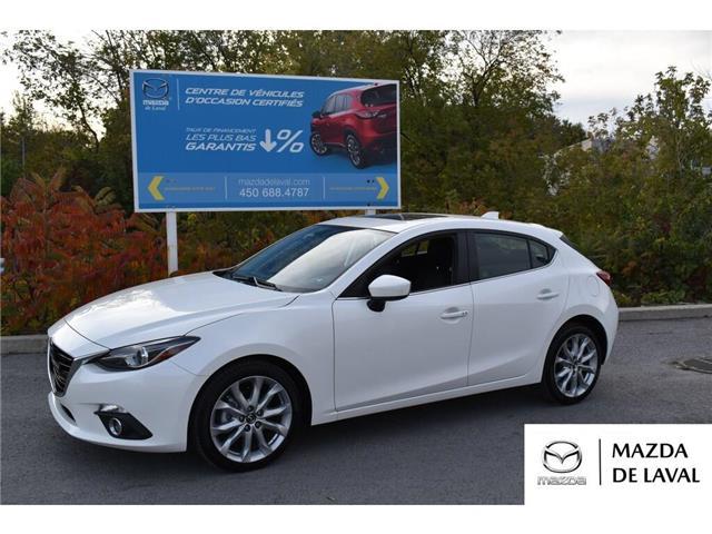2014 Mazda Mazda3 Sport GT-SKY (Stk: 53447A) in Laval - Image 1 of 21